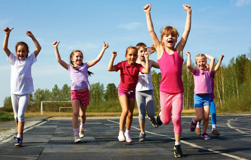 Важность спорта для детей